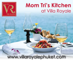 Mom Tri\s Kitchen at Villa Royale