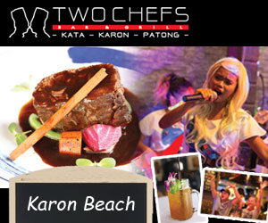Two Chefs Karon Beach