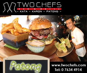 Two Chefs Patong