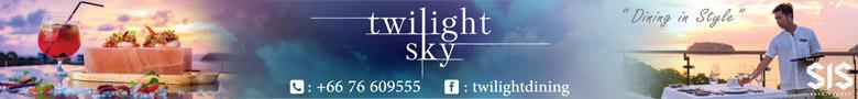 Twilight Sky @ The SIS Kata