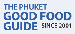 Phuket good food guide logo