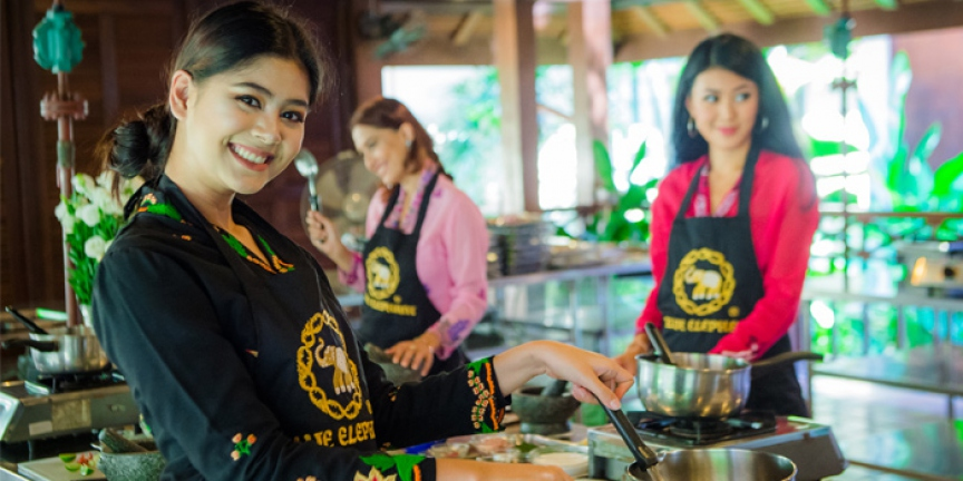 Cooking School Phuket by Blue Elephant