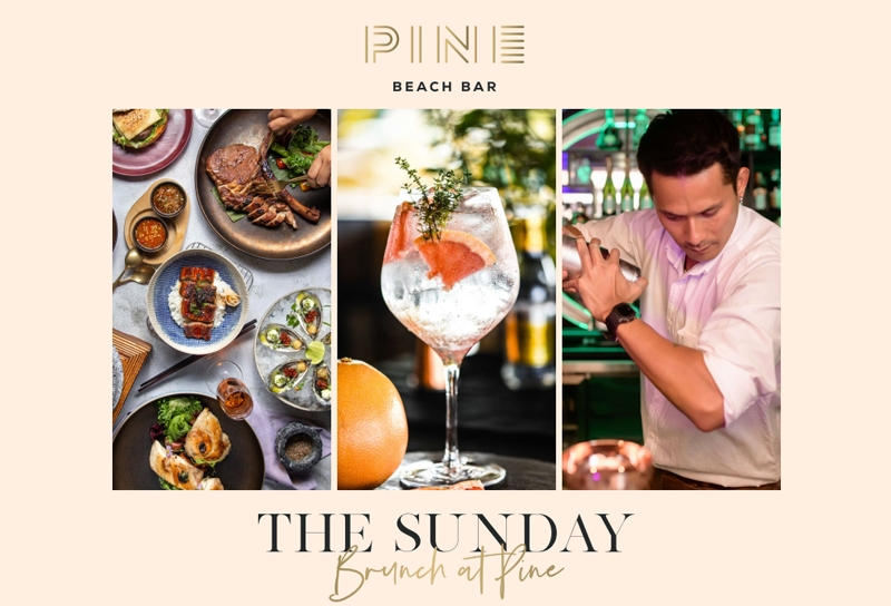 The Sunday Brunch at Pine